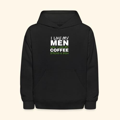 Funny Coffee T Shirts for Men, Women, Kids, Babies - Kids' Hoodie