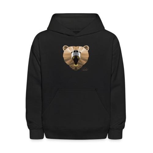 Hungry Bear Women's V-Neck T-Shirt - Kids' Hoodie