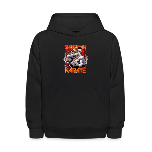 Shotokan Karate - Kids' Hoodie