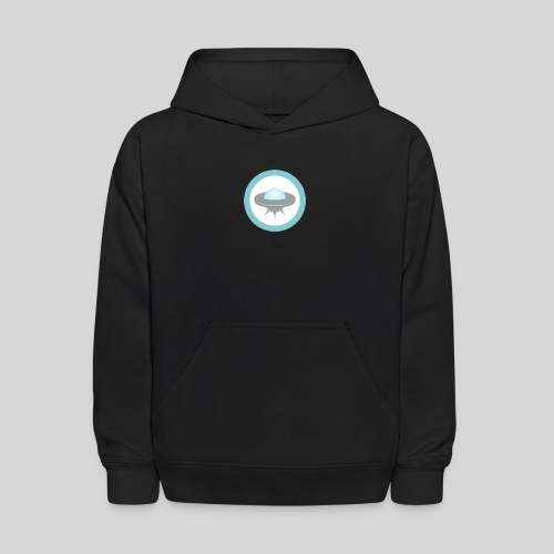 ALIENS WITH WIGS - Small UFO - Kids' Hoodie