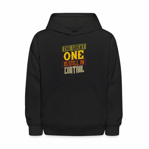 THE GREAT ONE - NEUTRAL - Kids' Hoodie