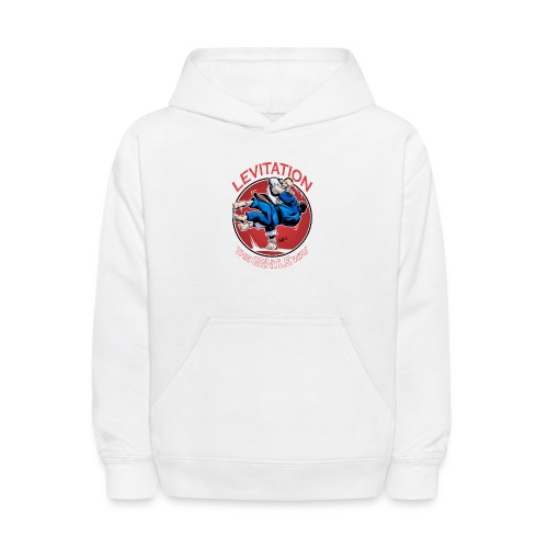 Judo Levitation for dark shirt - Kids' Hoodie