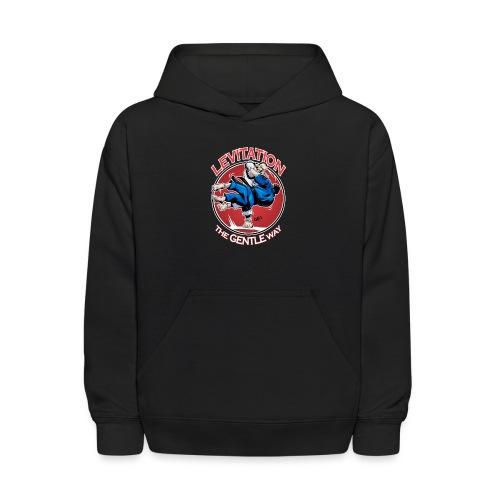 Judo Levitation for dark shirt - Kids' Hoodie