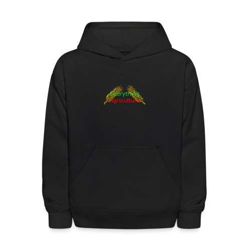 Everything Agriculture LOGO - Kids' Hoodie