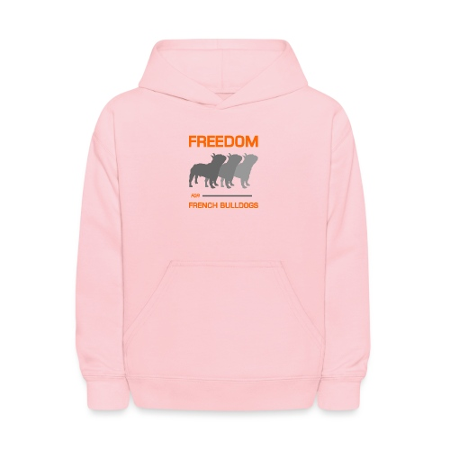 French Bulldogs - Kids' Hoodie