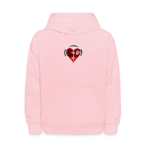 Axelofabyss Music in your heart - Kids' Hoodie