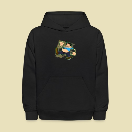 Ongher's UFO Ongher March - Kids' Hoodie