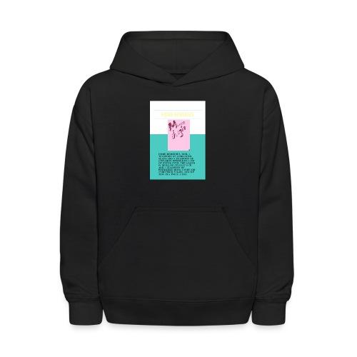 Support.SpreadLove - Kids' Hoodie
