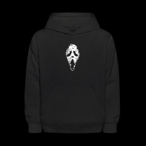 Reaper Screams | Scary Halloween - Kids' Hoodie