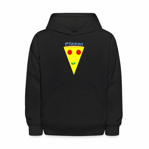 pizzalogo - Kids' Hoodie