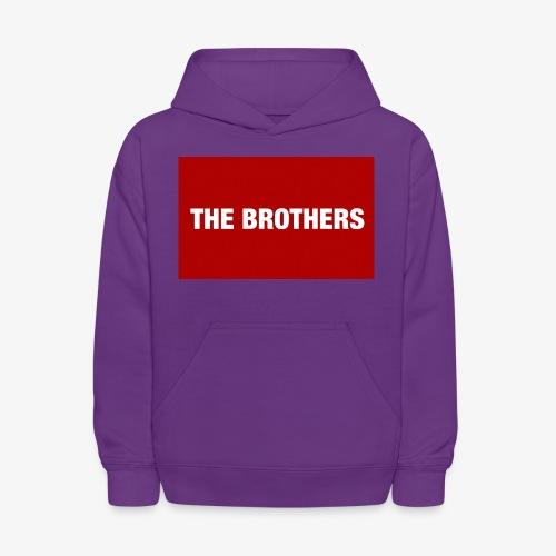 The Brothers - Kids' Hoodie