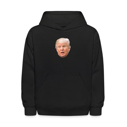 I will build a wall - Kids' Hoodie