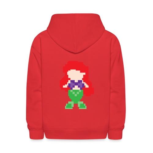 pixelmermaid - Kids' Hoodie