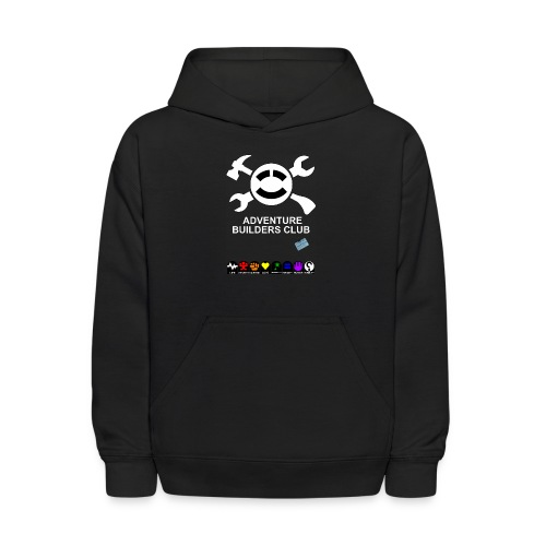 Adventure Builders Club - Kids' Hoodie