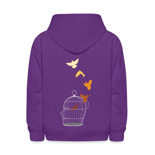 Free Thought - Kids' Hoodie