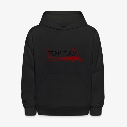 Limited Time Team T.N.V Halloween Merch Drop - Kids' Hoodie