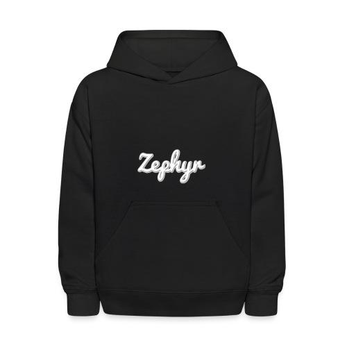 Zephyr Electronic & EDM - Kids' Hoodie