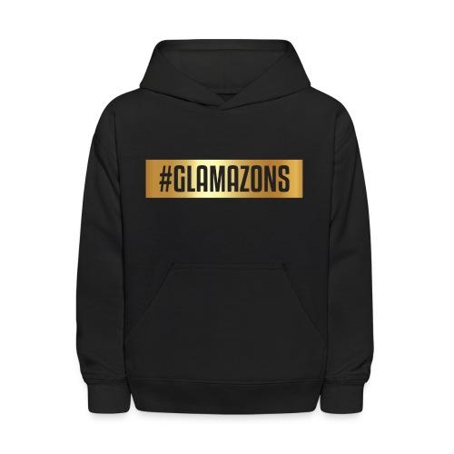 #Glamazons Hoodie - Kids' Hoodie