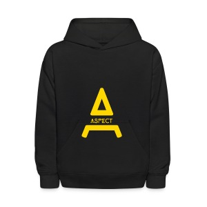 Limited Edition Gold Aspect Logo Sweatshirt - Kids' Hoodie