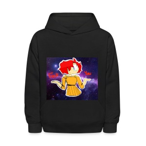 Fuck you galaxy girl - Kids' Hoodie