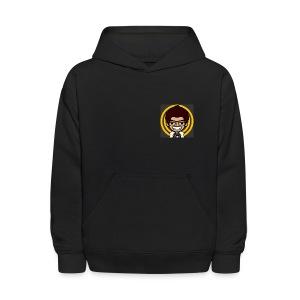 kids hoodie eg line - Kids' Hoodie