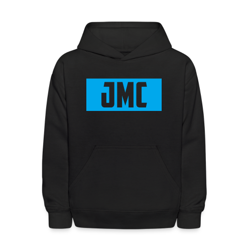 JMC's Blue Logo - Kids' Hoodie