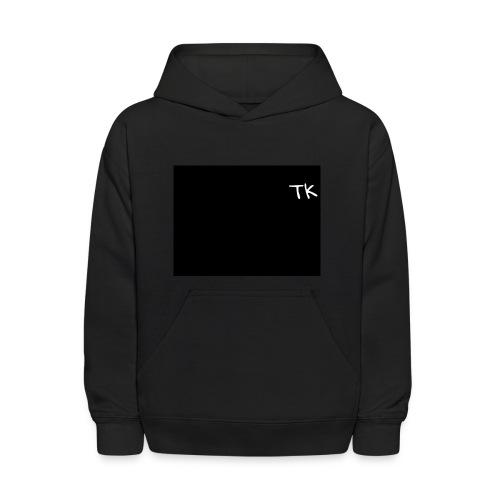 Thom Kenobi hoodies TK initials gloria hallelujah - Kids' Hoodie