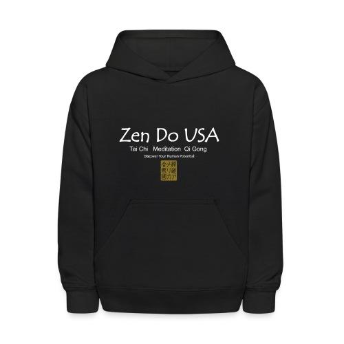Zen Do USA - Kids' Hoodie