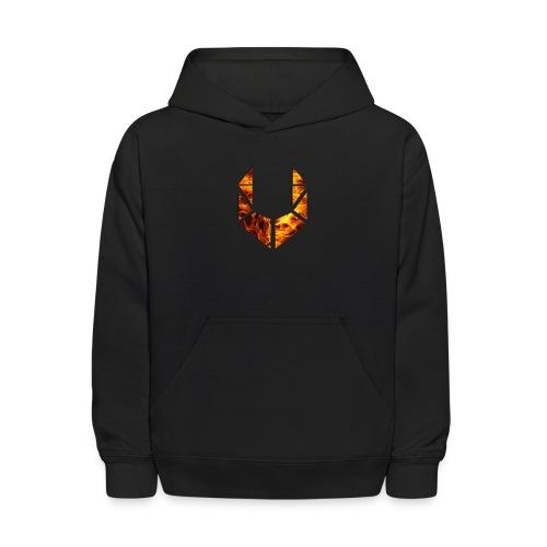 Unify Fire Logo - Kids' Hoodie