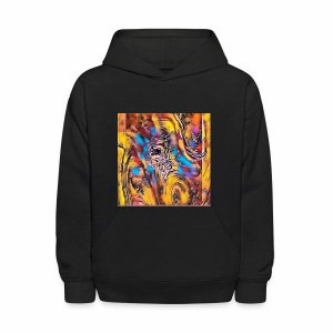 Welcome Abstract - Kids' Hoodie