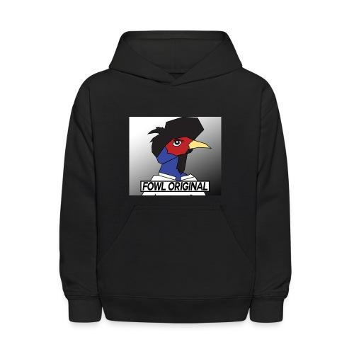 Fowl Original Logo - Kids' Hoodie