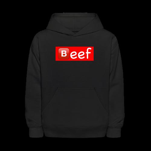 Beef//Kids Sizes - Kids' Hoodie