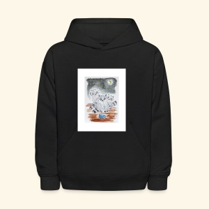 Three Little Bandits - Kids' Hoodie