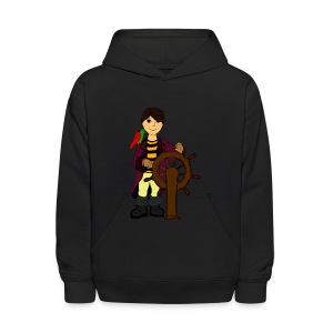 Alex the Great - Pirate - Kids' Hoodie