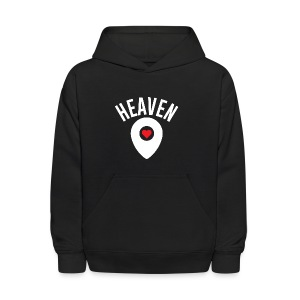 Heaven Is Right Here - Kids' Hoodie