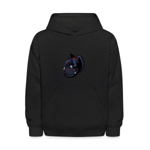 skyward dragon gaming - Kids' Hoodie
