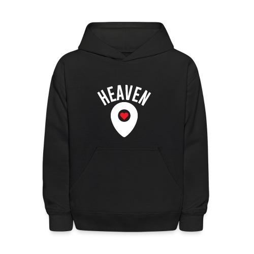 Heaven Is Right Here - Kids' Hoodie
