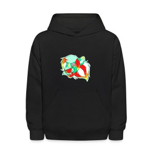 Psychedelic Lion - Kids' Hoodie