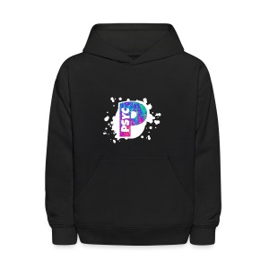 PSYC Channel Art Design - Kids' Hoodie
