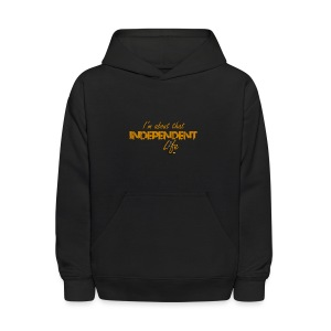 The Independent Life Gear - Kids' Hoodie
