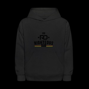 Righteous Dub Logo - Kids' Hoodie