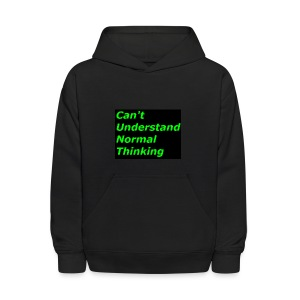 what C*** stands for - Kids' Hoodie