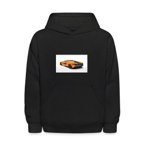 ChillBrosGaming Chill Like This Car - Kids' Hoodie