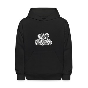Clasp Apparel's Main Design - Kids' Hoodie