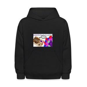 Im Cute Merchandise - Kids' Hoodie