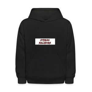 stress_relievers_shirt - Kids' Hoodie