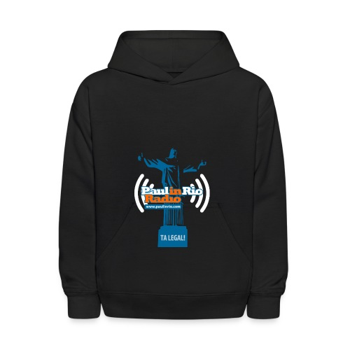 Paul in Rio Radio - The Thumbs up Corcovado #2 - Kids' Hoodie