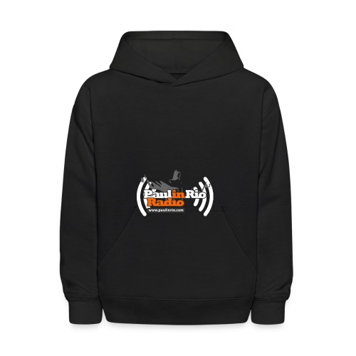 Paul in Rio Radio - Thumbs-up Corcovado #1 - Kids' Hoodie