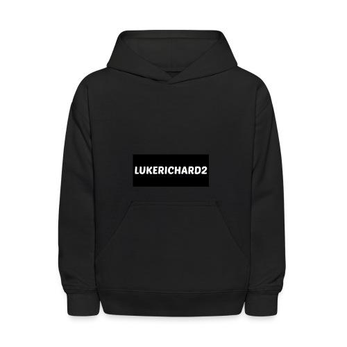 LukeRichard2 - Kids' Hoodie