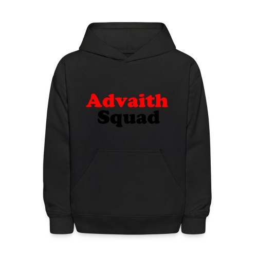 The Offical Advaith Squad Merch - Kids' Hoodie